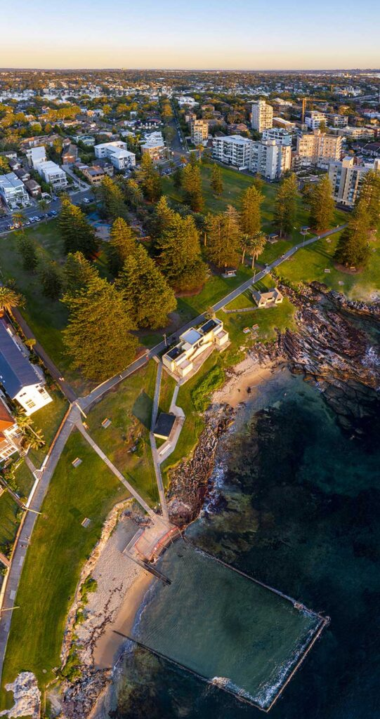 Drone Photography Sutherland Shire