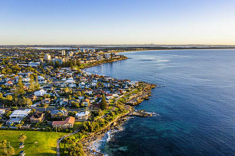 Arial Photography Sutherland Shire